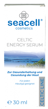 seacell® CELTIC ENERGY SERUM. 30 ml