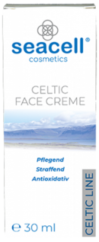 seacell ® CELTIC FACE CREME, 30 ml