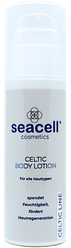 seacell ® CELTIC BODY LOTION, 150 ml